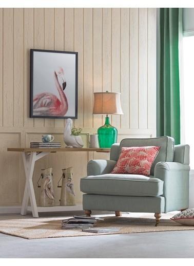 Warm Design Flamingo Duvar Dekoru  © Renkli